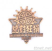 客製化徽章
